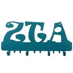 Zeta Tau Alpha Necklace Hanger