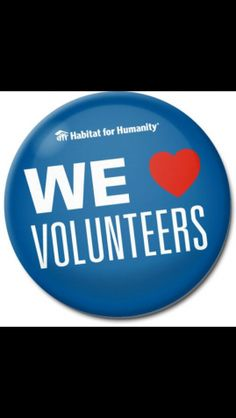 We are so grateful to our volunteers who help us build homes, communities and hope. This past year, 1 million people gave their time to help us serve nearly families around the world. Thank you for joining us! Go Volunteer, Volunteer Gifts, Volunteer Appreciation, Volunteer Ideas, Habitat Restore, Team Building Quotes, Habitat For Humanity, Living Dolls, Fundraising Events