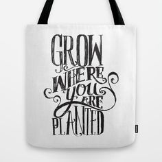 Grow Where You Are Planted by Matthew Taylor Wilson motivationmonday print inspirational black white poster motivational quote inspiring gratitude word art bedroom beauty happiness success motivate inspire