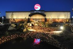 The 35,800 square-foot  Red Water Casino will be located in Leake County in Mississippi.