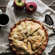 Classic Apple Pie - Home - Pastry Affair