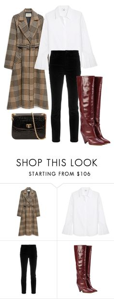 """""""Untitled #403"""" by ana-aleta ❤ liked on Polyvore featuring Mulberry, Iris & Ink, Dolce&Gabbana, Isabel Marant and Gucci"""