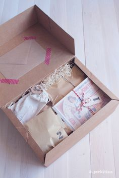 superkitina Post a parcel