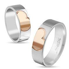 STR-0357 Stainless Steel Rose Gold Heart Centered Ring; Sold as 1 Piece (7) Jinique http://www.amazon.com/dp/B00PYZ3TT0/ref=cm_sw_r_pi_dp_QCTewb1HD47Q4