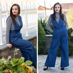 New blog post just went live and I'm talking about this denim RachelJumpsuit. I love it so much that I've been looking for excuses to wear it everytime Ileave the house, lol. Plus, it looks completely different depending on howyou choose to style it.Can't wait to sew my black Rachel Jumpsuit this week, it will be a greataddition to my wardrobe. Have you made yours yet?The pattern comes in PDF (both A4 and A0 formats) and sizes 4-28. Link to itand to the blog post in my bio..Jumpsuit: Rachel by @ Just Go, News Blog, A4, My Wardrobe, Trousers, Jumpsuit, Pants, Overalls, Monkey