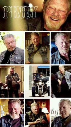 Piney - Sons of Anarchy