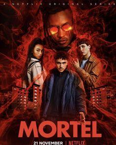 Mortel : la série Netflix made in France avec des super héros Tv Series On Netflix, Films Netflix, Netflix Shows To Watch, Hero Corp, Bullet Journal Netflix, Series Poster, Movies To Watch Hindi, Science Fiction, Tv Shows
