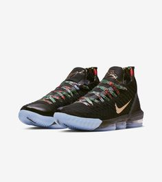 lowest price fca3c b2a3a Lebron 16 Watch  King s Throne  Release Date
