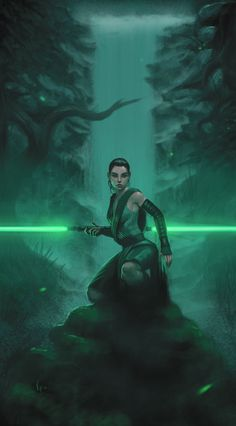 spyrale:    Rey by  Keith D Franklin