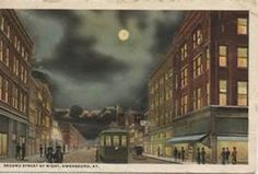 Vintage Postcard from Owensboro KY