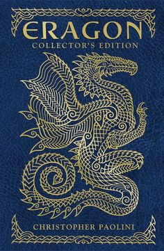 10th Anniversary Edition of ERAGON #inheritancecycle