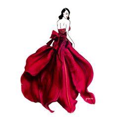 Grace Ciao's Flower Dresses