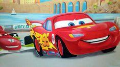 Ζωγραφική σε παιδικά δωμάτια Toys, Car, Activity Toys, Automobile, Clearance Toys, Gaming, Games, Autos, Toy