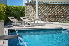 Garten mit biologischem Swimming-Pool - PARC'S Gartengestaltung GmbH