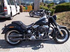 Harley-Davidson FLSTFB Fat Boy Special als Chopper/Cruiser in Hettstadt