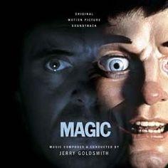 Magic Bande Originale (Jerry Goldsmith) - Pochettes de CD