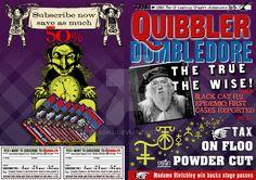 quibbler cover by jhadha.deviantart.com on @DeviantArt