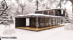 #WinterIsComing #3D #architecture 3d Architectural Visualization, 3d Architecture, Winter Is Coming, 3 D, Interior Design, Furniture, Home Decor, Nest Design, Decoration Home