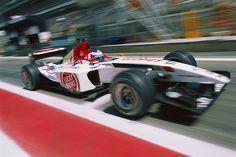 Jenson Button BAR - Honda 2003
