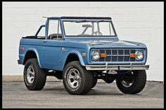 1976 Ford Bronco 302 CI, Automatic #Mecum #Chicago