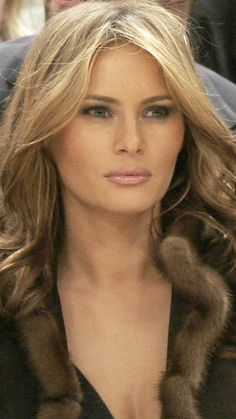 Melania Trump..the First Lady of the  USA