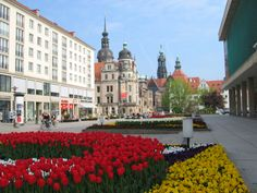 Germany Spring | Dresden, Germany, City on spring time