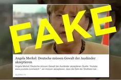 7 Out Of The 10 Most Viral Articles About Angela Merkel On Facebook Are False