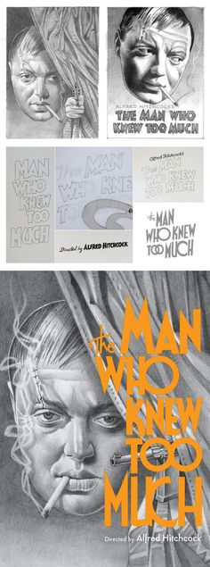 Criterion Collection - The Man Who Knew Too Much packaging