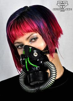 Terror Droid 3.0 Mask