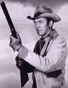 James Stewart....what ever happened to real men!