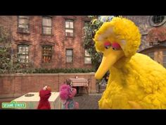 Sesame Street: The Good Birds' Club video about bullying.
