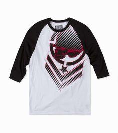 Metal Mulisha Intake T shirt boys youth kids Black Short Sleeve Motocross Tee