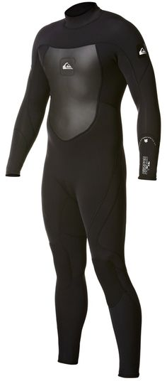 Quiksilver Syncro 3/2 Flatlock Men's Wetsuit - NEW The LATEST Syncro series welcomes many NEW features that sets it a part from other wetsuits in it's price range. The First the NEW Syncro uses 100% of the Hyperstretch 3.0 neoprene throughout the...
