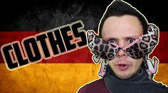 Learn German Clothes Vocab