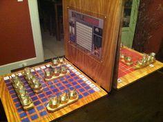 You drunk my battleship! Battleshots... new board in progress