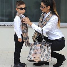Adorable inspo via my @kids_fashion_blogger by @maks_model