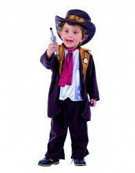 Lille Cowboygutten - Luksus Barnekostyme