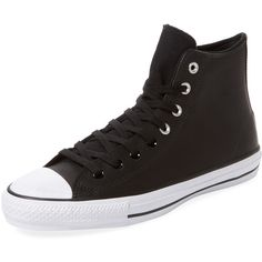 96cf758a23c3d7 Converse Men s Chuck Taylor All Star Pro High Top Sneaker - Black