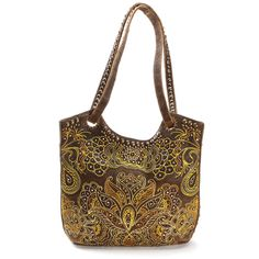 Kippys Paisley Embroidered Donna Bags|Purses