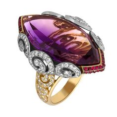 Ring | 0107.30670 | Gold | Treasure House Yekaterinburg