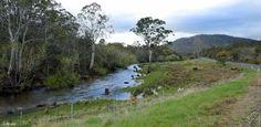 ✣ North Esk River - toward Ben Lomond NP – Tasmania, Australia ✣  Photograph © Ellen Vaman www.facebook.com/ellen.vaman1 #EllenVaman #Photography #Tasmania #BenLomondNP #EskRiver #Wilderness #Beauty #Nature #Travel