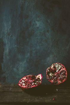 Five Spice Pomegranate Mulled Wine | bettysliu.com