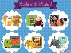 usborne books with plush toys make the best gifts! Usbornebookbattalion.com Find me on Facebook, youtube, & instagram @usbornebookbattalion
