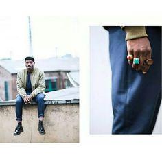 Menswear Fashion Dr.Martens
