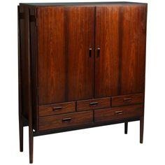 Rosewood Cabinet by Arne Vodder, ca.1950s