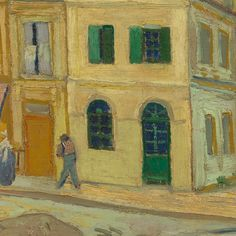 The Yellow House (The Street) - Van Gogh Museum