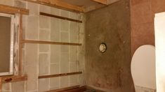 Wet and moldy basement shower remodel questions. Shower Remodel Cost, Cheap Bathroom Remodel, Bathroom Renovations, Bathrooms, Large Shower, Shower Tub, Dream Shower, Master Shower, Concrete Shower Pan