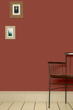 Farrow & Ball Picture Gallery Red--possible paint color for dining room Farrow Ball, Farrow And Ball Paint, Living Room Paint, Living Room Colors, Maroon Room, Color Terracota, Red Paint Colors, Red Color, Interior Design Trends