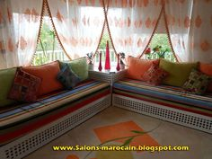 dcoration salon marocain moderne salon dcoration oriental occidental 2013 - Salon Marocain Moderne Bruxelles