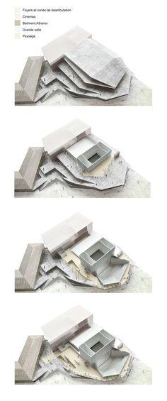 Kengo Kuma & Associates — Albi Grand Theatre — Image 11 of 12 — Europaconcorsi